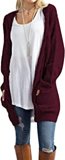 Best red sweater cardigan Reviews