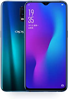 "Oppo R17 128GB/8GB (Blue) 4G LTE 6.4"" 2340x1080 AMOLED - Factory Unlocked - GSM ONLY, NO CDMA - No Warranty in The USA"