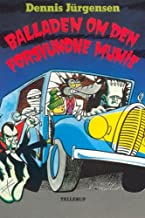 Freddy #1: Balladen om den forsvundne mumie (Danish Edition)
