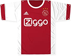 Ajax Jersey-Shaped Vlag