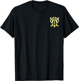 Netflix Castlevania Belmont Crest Left Chest T-Shirt