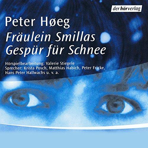 Fräulein Smillas Gespür für Schnee audiobook cover art