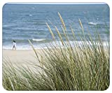 Mousepad bedruckt mit Strand mit Duene