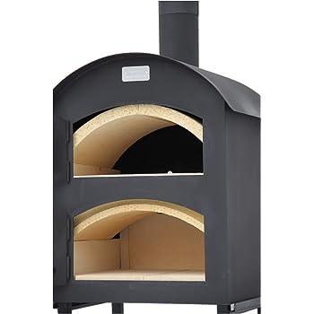 Ramster Four à pizza en bois avec accessoires