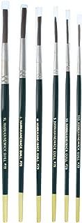 MACK Hannukaine Quill Pinstripe Brush/Brushes Set of 6
