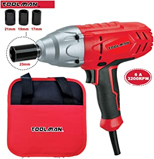 Lion Tools DB2601 Toolman Corded Impact Wrench 1/2