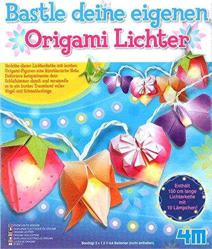4M 68553 Origami Lichter