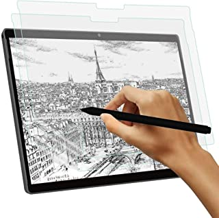 [2 Pack] Paper Texture Screen Protector for Samsung Galaxy Tab S7 Plus Screen Protector 12.4 inch, Anti-Glare Matte Screen...