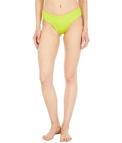 Volcom Simply Rib Cheeky Bikini Bottoms