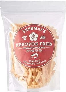 Shermay's Singapore Fine Food Keropok Fries, 120g