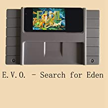 ASMGroup EVO-Search for Eden 16 Bit Big Gray Super Game Card