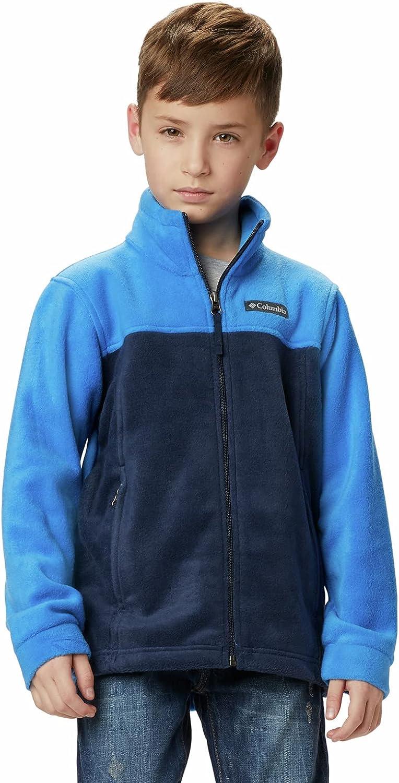 Columbia Boys' Limited price Steens Mt Ii Fleece High quality new Jacket