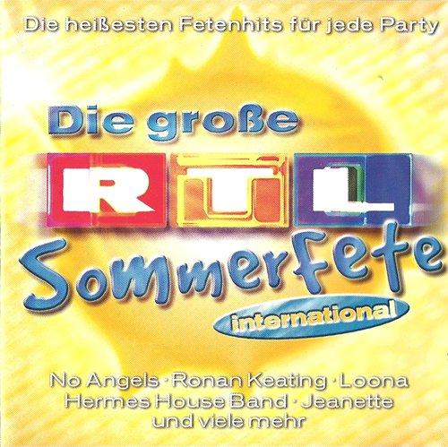 Summerhits (Compilation CD, 36 Tracks)