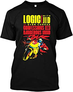 Logic Confession of Dangerous Mind Tour 2019 Shirt