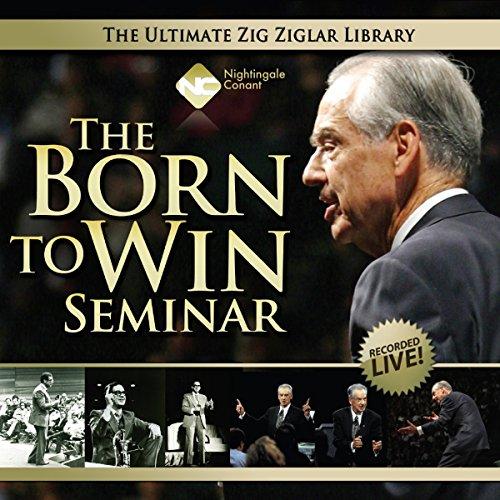 The Born to Win Seminar audiobook cover art