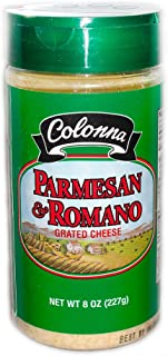 Colonna Parmesan & Romano Grated Cheese, 8 oz