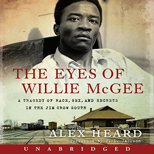 The Eyes of Willie McGee audiobook cover art