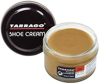 Tarrago Shoe Cream 50ml Jar Brown Sugar