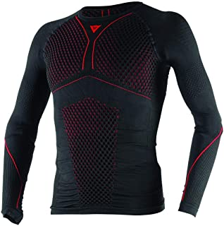Dainese D-CORE Thermo TEE LS, Black/Red, Size XL/X