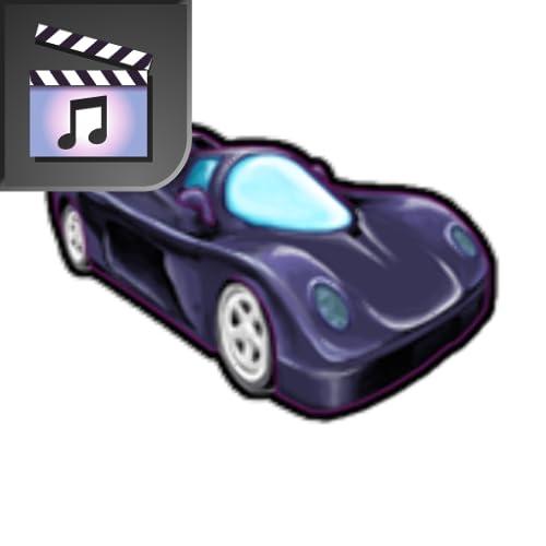 Slots: Soundtrack Cars 5 Reel