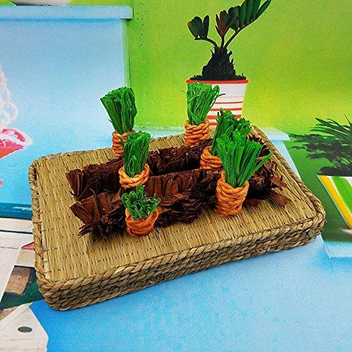 Pet Online Hamster Spielzeug Hirten Stil Kleine Tiere Nagelde Dekorative Spielzeug