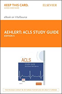 ACLS Study Guide - Elsevier eBook on VitalSource (Retail Access Card)