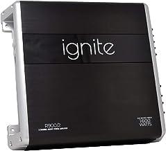 Ignite Audio 2 Channel Class A/B Car Amplifier 1600 Watts Peak Power