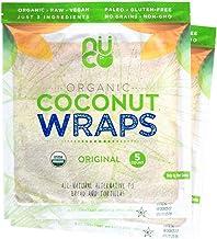 NUCO DUO Certified Organic, SHELF STABLE, All Natural, Paleo, Gluten Free, Vegan Non-GMO, Kosher Raw Veggie NUCO Coconut W...