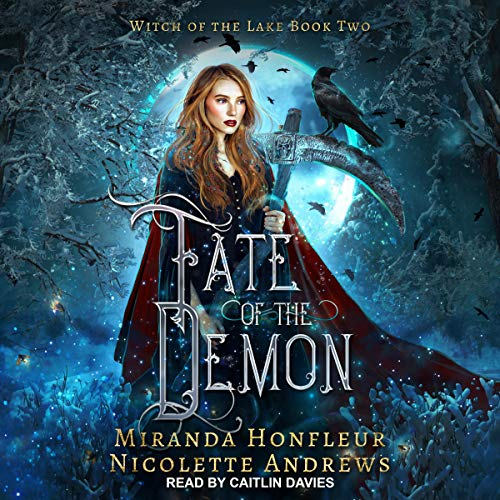 Fate of the Demon Audiobook By Miranda Honfleur, Nicolette Andrews cover art