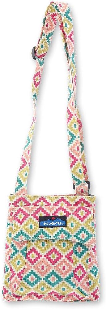 KAVU Mini Keeper Bag with Hip Crossbody Adjustable Purse Strap