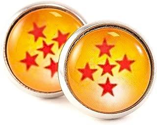 Best dragon ball z ear gauges Reviews