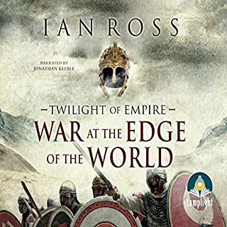 War at the Edge of the World                   By:                                                                                                                                 Ian Ross                               Narrated by:                                                                                                                                 Jonathan Keeble                      Length: 12 hrs and 36 mins     107 ratings     Overall 4.6