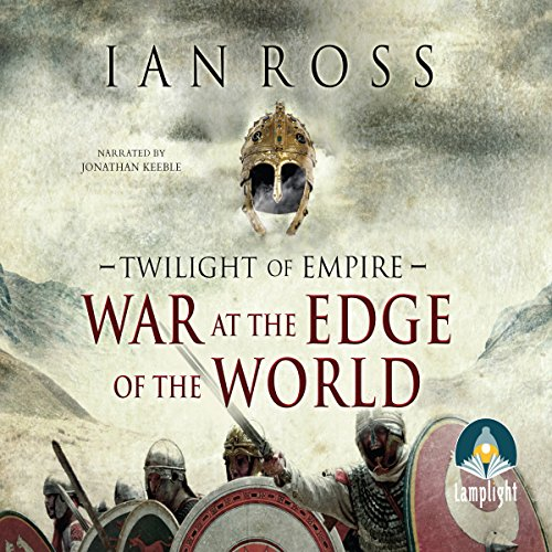 War at the Edge of the World audiobook cover art