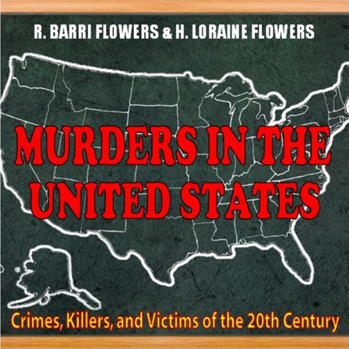 Murders In The United States audiobook cover art
