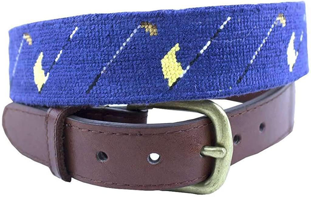 Golf Flags Challenge the lowest price of Cheap Japan Needlepoint Belt Branson Smathers by