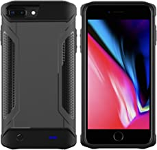 Codream iPhone 6 6s 7 8 4000mAh Battery Charger Battery Case Cell Phone Cases Charging Case Power Bank Protective Shock-Absorbing Scratch-Resistant Rugged Drop Protection Luxury Battery