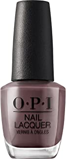 OPI Nail Lacquer, Long Lasting Nail Polish, Browns