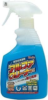 Linda [ 横浜油脂工業 ] 合成レザー・プラスチック用クリーナー(ツヤ出しタイプ) アルファクリーナー 450ml [ 品番 ] NZ01