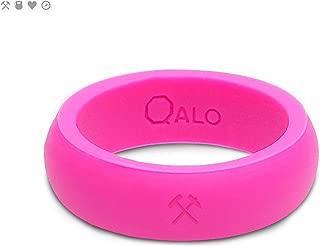QALO Women's Classics Silicone Ring Collection