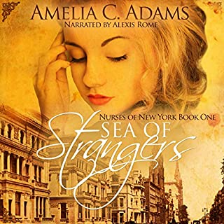 Sea of Strangers audiobook cover art