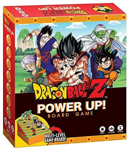 dragon ball z board game - 1