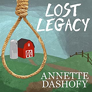 Lost Legacy audiobook cover art