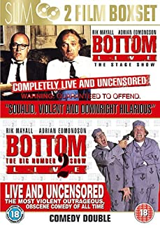 Bottom Live: The Stage Show / The Big Number 2 Show