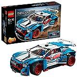 LEGO Technic - Coche de Rally, Vehículo de Carreras de Juguete (42077)