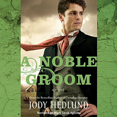 A Noble Groom audiobook cover art