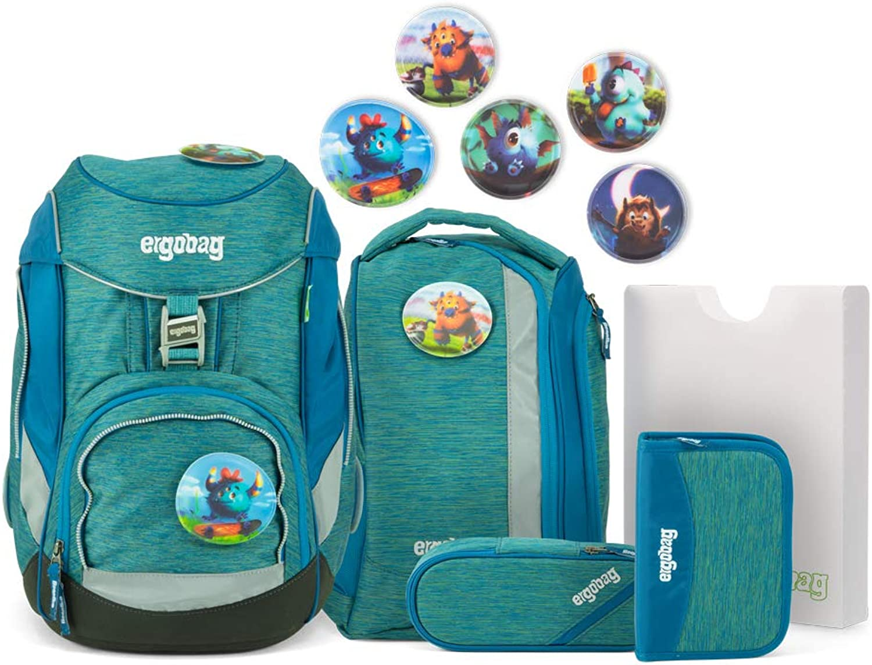 Ergobag Pack – Schulrucksack Set 6tlg. - Motive (Monstbärfreunde) B07LB2PNP4   Erschwinglich