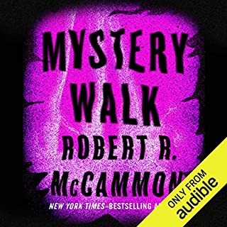 Mystery Walk audiobook cover art
