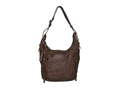 FRYE AND CO. Jolie Hobo (Dark Brown) Hobo Handbags
