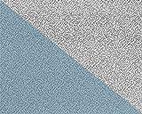 Vliestapete zum Überstreichen EDEM 307-70-AP XXL dicke stabile streichbare Tapete rauhfaser-putz-muster weiß | 26,50 qm