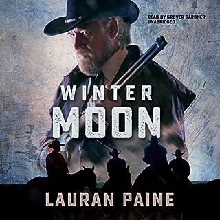 Winter Moon audiobook cover art